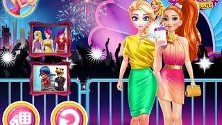 NEW Мультик онлайн для девочек—Шопинг Эльзф и Анны—Игры для детей