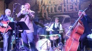 Raisin Cake Orchestra at Prohibition Kitchen: You Are My Sunshine