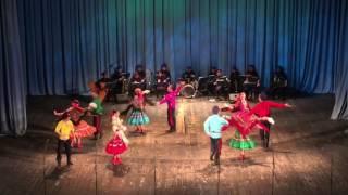 видео муниципальный ансамбль песни и пляски донских казаков