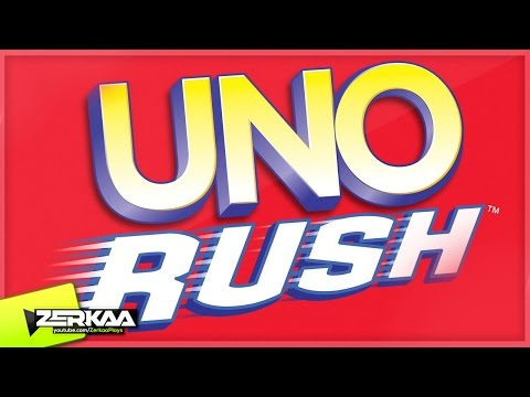 THIS GAME IS STRESSFUL   UNO RUSH