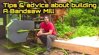 Video Homemade sawmill tips on  how to building one download MP3, 3GP, MP4, WEBM, AVI, FLV Juli 2018