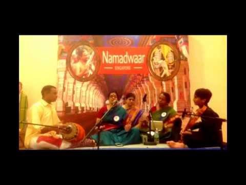 Madurageetham (divine Songs by Maharanyam Sri Sri Muralidhara Swamiji) dt 25/5/16