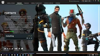 How to Download & Install FORTNITE For Windows 10/8/7