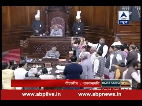 Uproar in RS over Kumari Selja issue, gets adjourned for half an hour