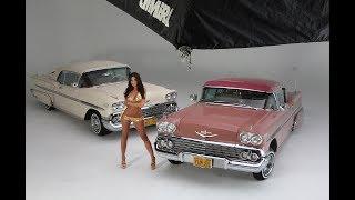 RMD-гараж - тюнинг Chevrolet Impala 1958 года