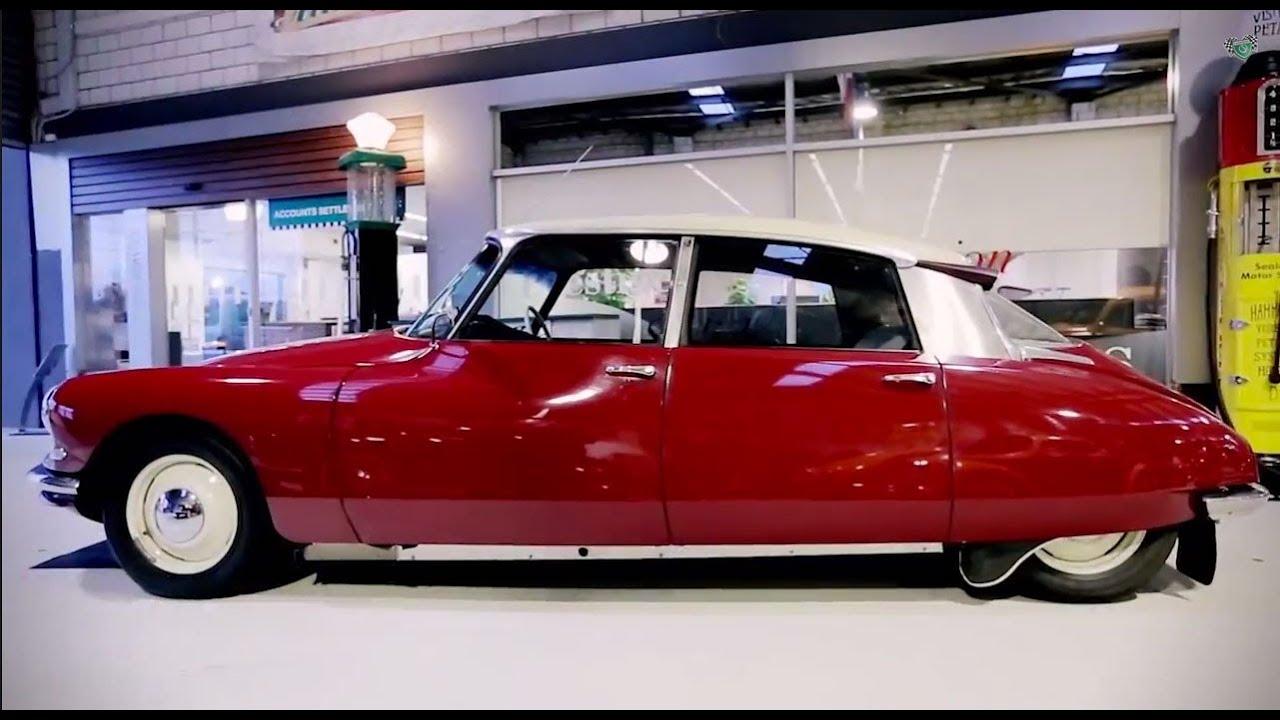 Citroën DS - Shannons Club TV - Episode 23