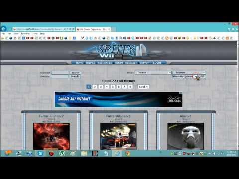 custom wii menu themes 4 3 - Myhiton