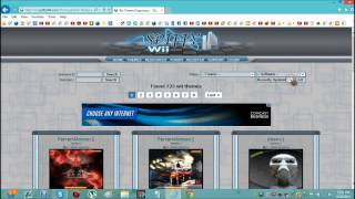 How to get Themes for HBC & wii menu 4.3U no brick