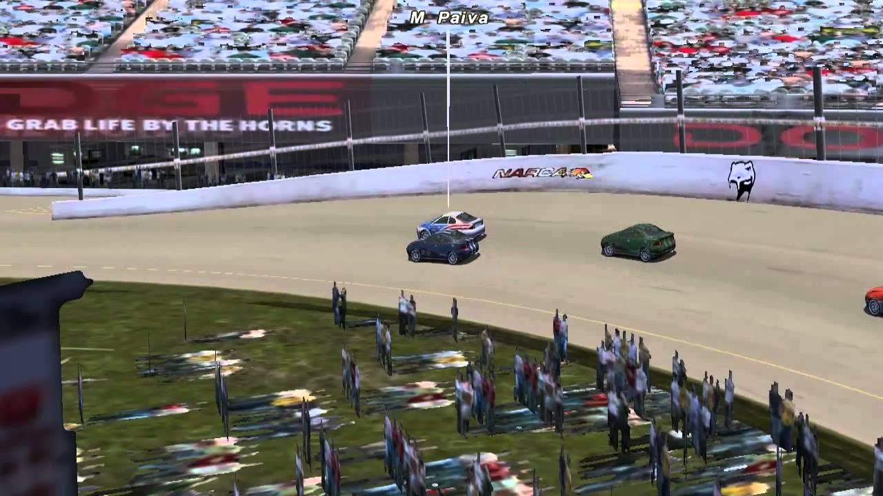 SUPER RACE IN DODGE RACEWAY STADIUM - RFACTOR - YouTube