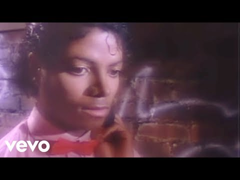 Michael Jackson - Billie Jean  Official Video  Poster