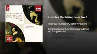 Lied des Mephistopheles No.5