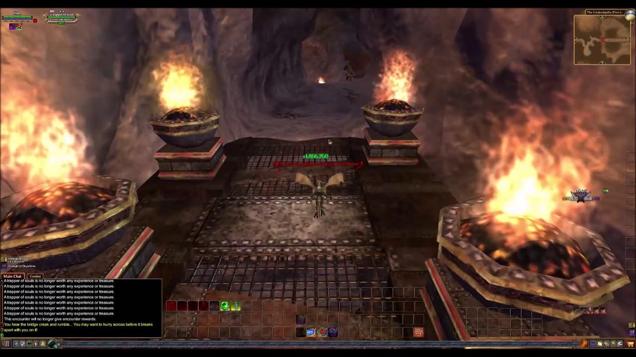 Everquest 2 solo PG 8:42 clear time walkthrough