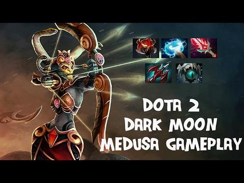 DOTA 2 Dark Moon Treasure x2