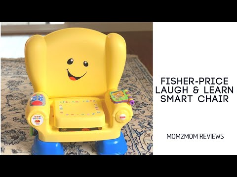 Fisher-Price Laugh & Learn Smart Stages Chair - Baby Product Review