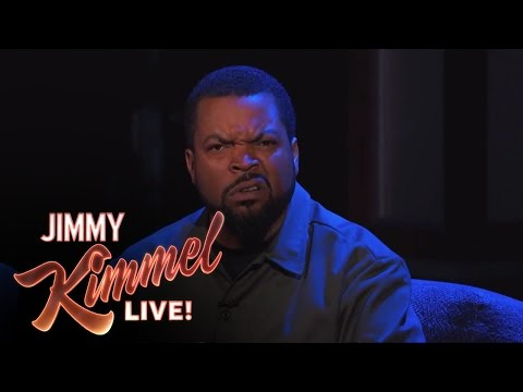 Thumbnail: Ice Cube Says Nice Things Angrily