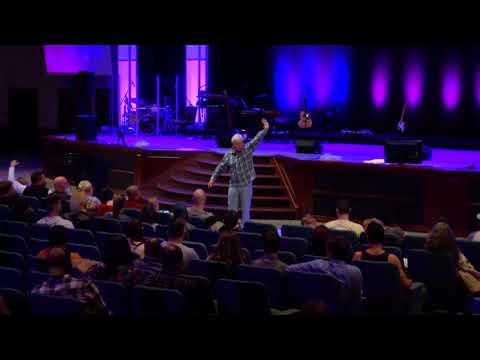 Dan Mohler preaching in Lake City - 2018-01-12