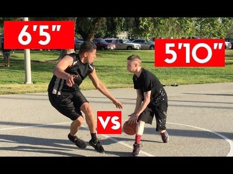 The Professor vs 6'5
