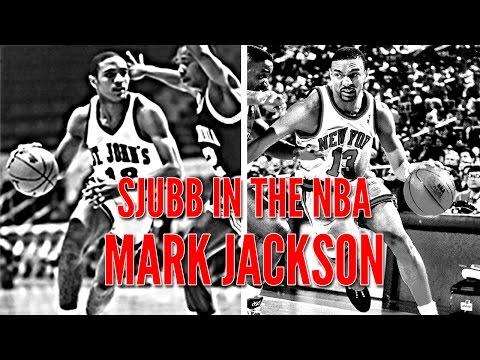 SJUBB in the NBA: Mark Jackson