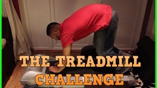 THE TREADMILL CHALLENGE!!! FT RAM GHUMAN thumbnail