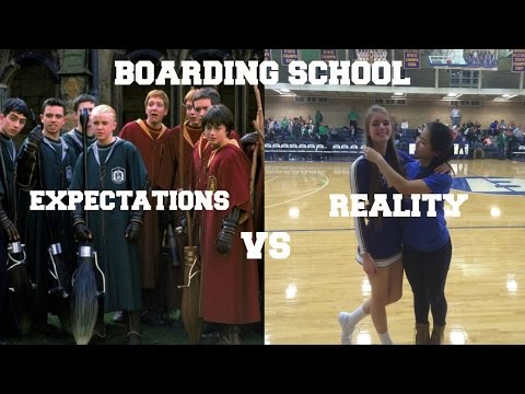 Boarding School Expectations vs Reality