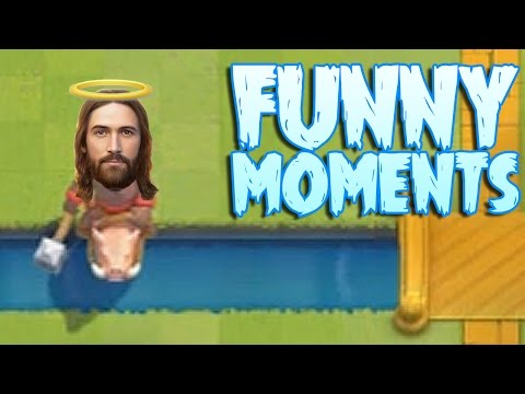 Funny Moments & Glitches & Fails | Clash Royale Montage #3