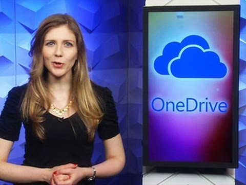 CNET Update - Goodbye Microsoft SkyDrive, Hello OneDrive