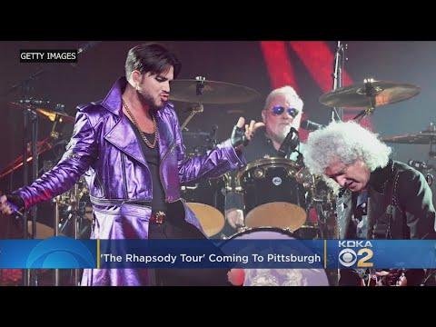 Debbie McFadden - Queen Announces North American Rhapsody Tour (Including Chicago!)