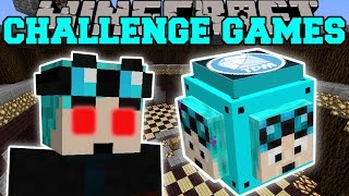 Minecraft: EVIL DANTDM CHALLENGE GAMES - Lucky Block Mod - Modded Mini-Game