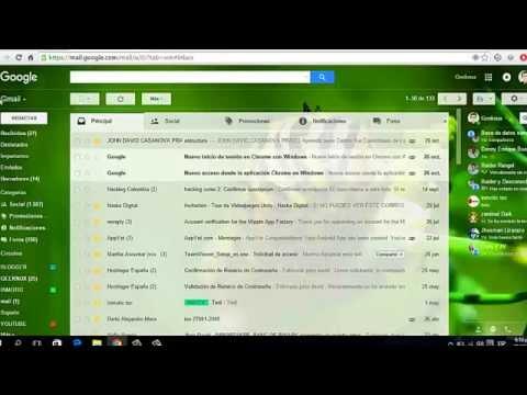 Curso de gmail parte 1