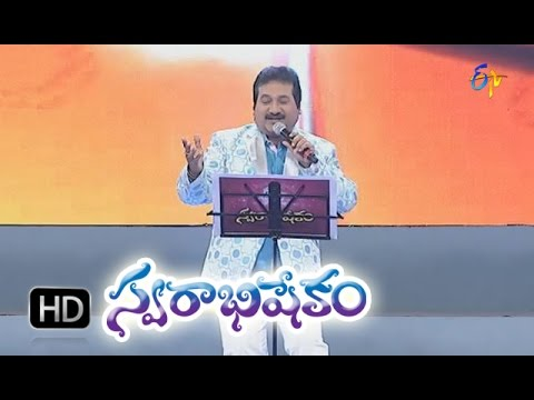 Eppudu Oppukovaddura Song - Mano Performance in ETV Swarabhishekam 25th Oct 2015