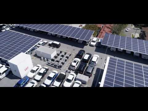 Protect Your Vehicles with #BreiterPlanet Solar Carports