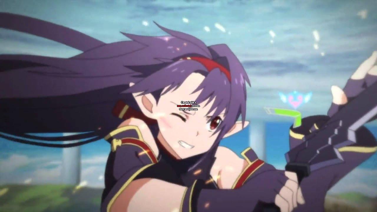 Sword Art Online Alicization Rising Steel V2 ALO Asuna and