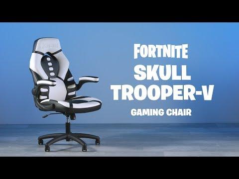 FORTNITE Skull Trooper-V PC Gaming Chair