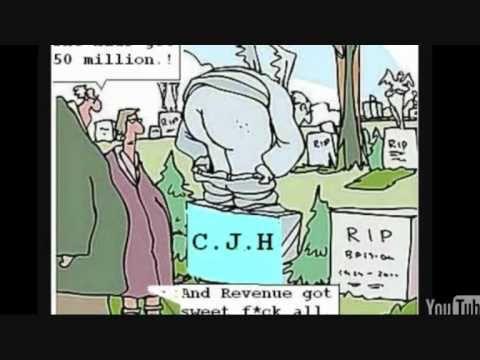 Dancing on Charlie Haugheys grave part 3.wmv