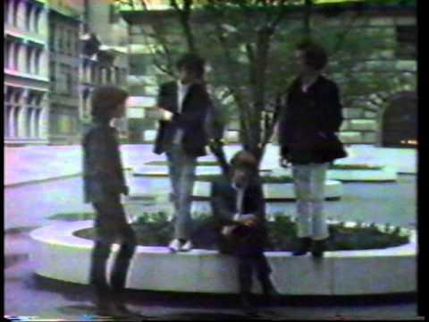 THE DOORS - People are strange, WPIX-TV (Murray the K)
