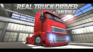 Real Truck Driver - Android Mobile Game - Trailer