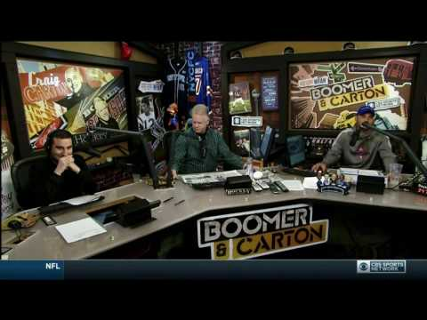 Boomer and Carton Mike Francesa Countdown to 2017 01/02/2017