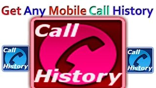 How to get call detail of any Mobile numbers
