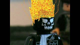 Ghost Rider LEGO 2 by LeoCreator21