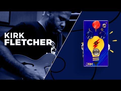 """Kirk Fletcher   """"How I use my Tubedreamer"""""""