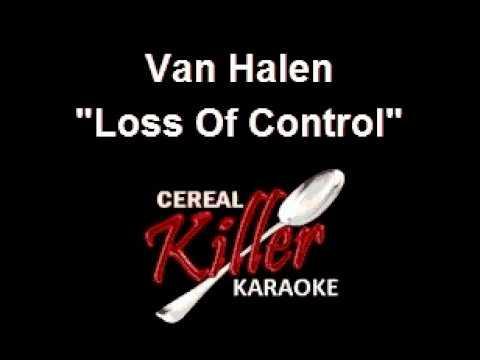 CKK - Van Halen - Loss of Control (Karaoke)