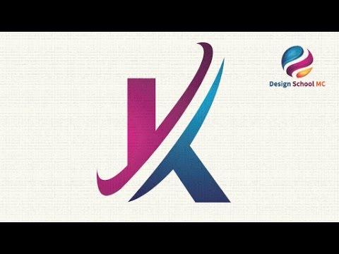 quick letter logo design tutorial in adobe illustrator create