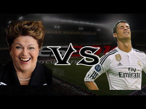 Brasilia  x Real Madrid na dificuldade Máxima - PES 2016