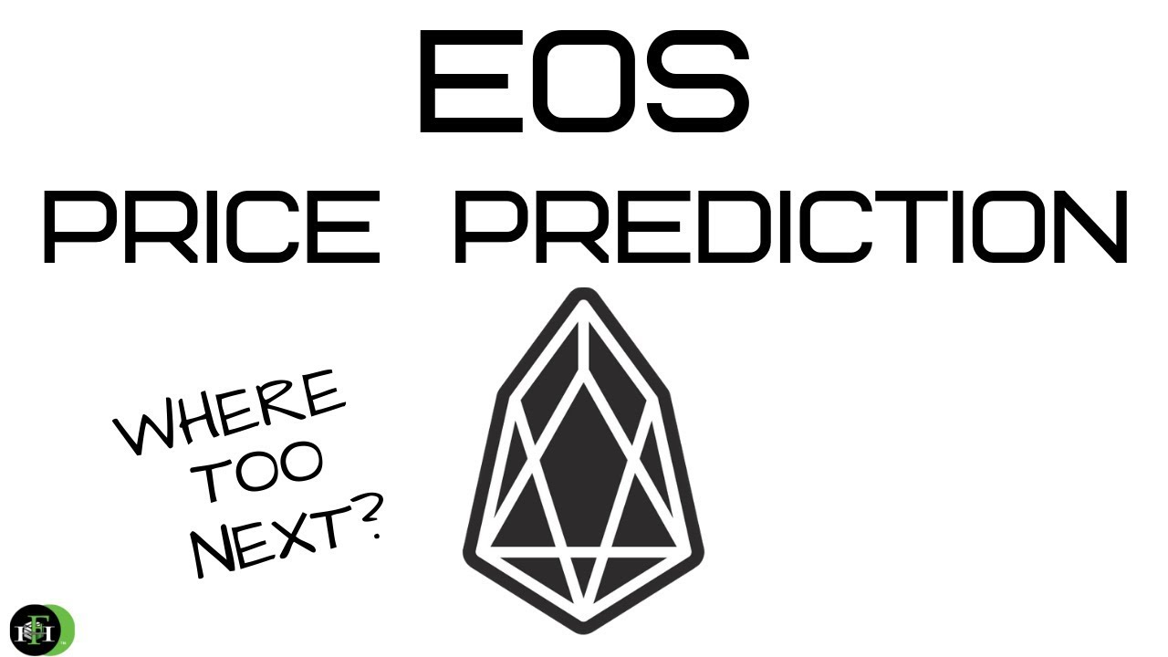 EOS PRICE PREDICTION | WHERE TOO NOW?
