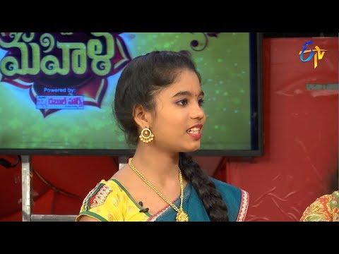 Star Mahila   29th September 2018   Full Episode   ETV Telugu
