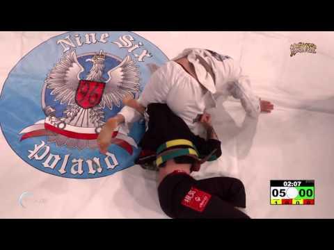 Ragnarok #6! Robert Henek vs Adrian Kozicz kat 77 kg GI