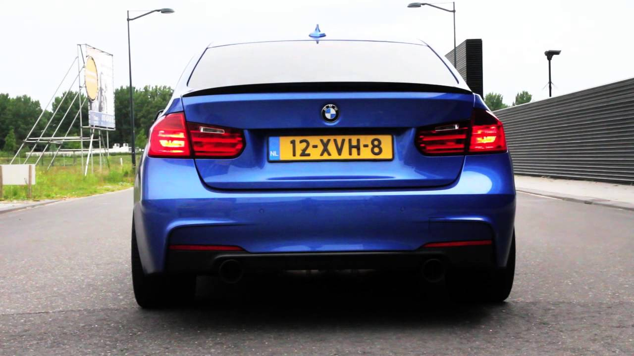 Gthaus Meisterschaft Super Gt Racing Exhaust Bmw F30 335 I Xi