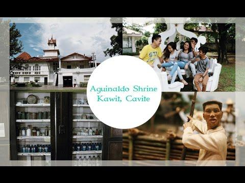The Team Goes to Aguinaldo Shrine