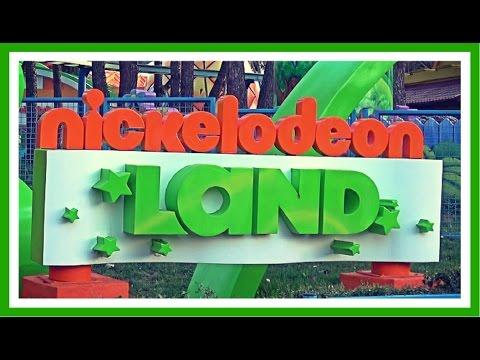 Nickelodeon Land | Parque Atracciones Madrid 2017