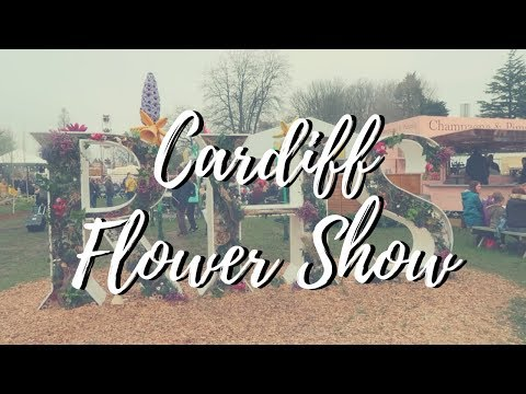Cardiff RHS Flower Show   UK Days Out - Garden Design Inspiration